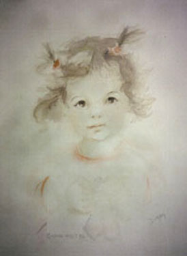 fille (50x70)